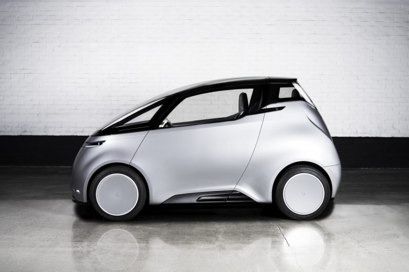 Meet the startup that wants to build high-tech electric cars