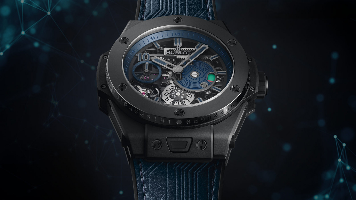Hublot is making a luxury Bitcoin watch you can only buy with Bitcoin