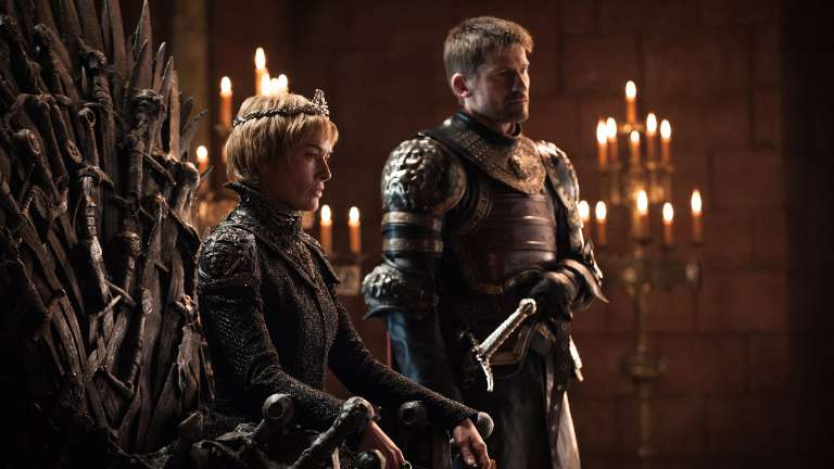 A scene from HBO's TV series Game of Thrones, which was censored by streaming services like Hotstar in India