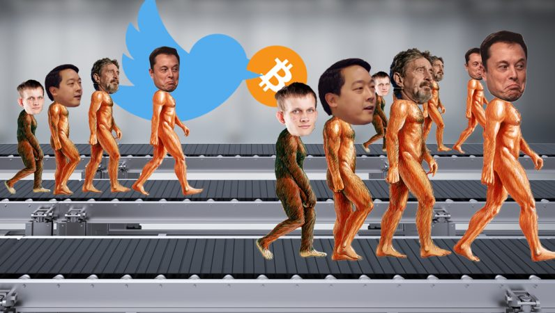 The fascinating evolution of the Bitcoin giveaway scam on Twitter
