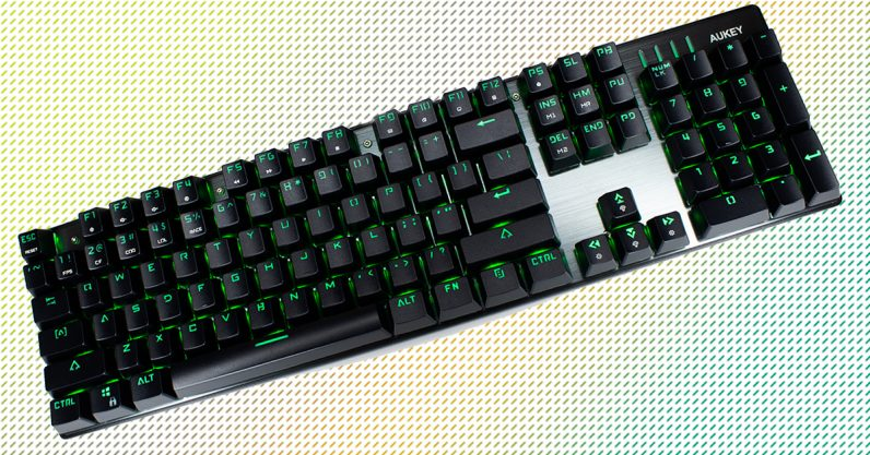Review: Aukey's KM-G3 is a great entry-level mechanical gaming keyboard