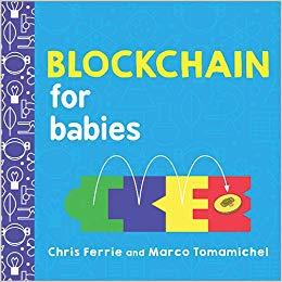 Ferrie, blockchain, babies, education