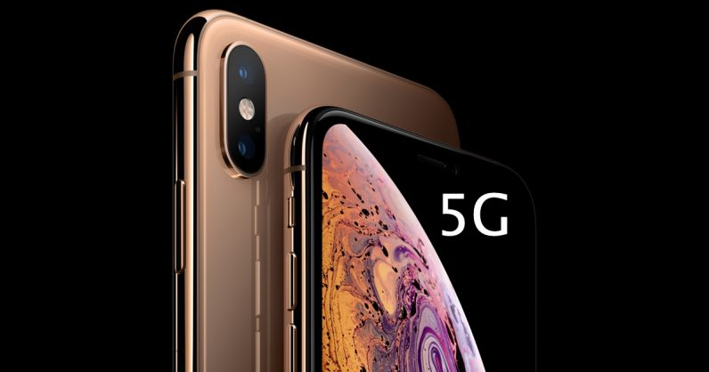 A 5G iPhone might arrive in 2020 (Update)