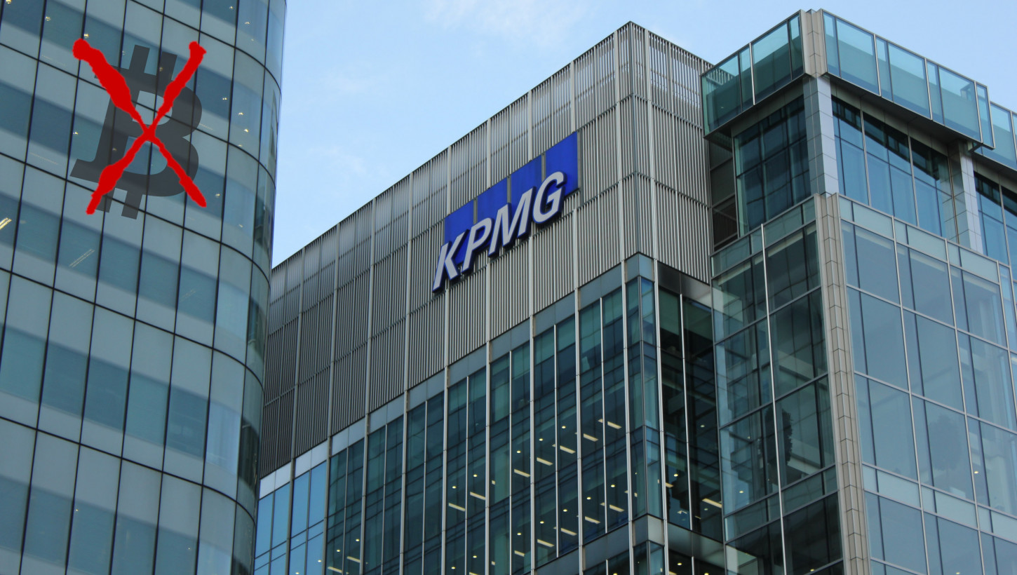 thenextweb.com - David Canellis - KPMG: Cryptocurrencies (including Bitcoin) are not ready to be real currency