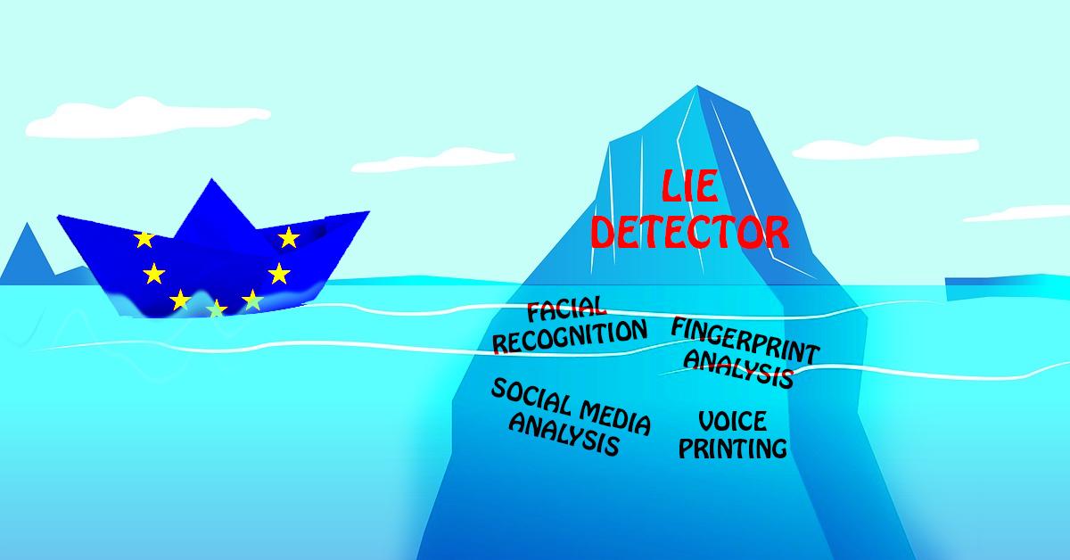 The EU's border control 'lie detector' AI is hogwash