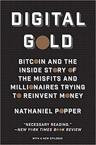 Books on cryptocurrency and blockchain