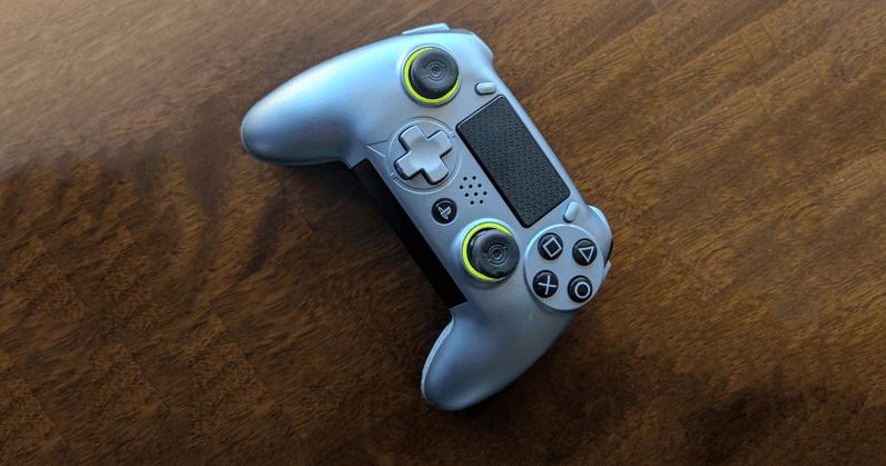 SCUF's Vantage PS4 controller: Shades of amazing, with just a touch of awkward