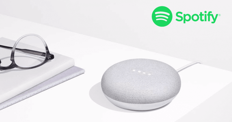 Spotify is giving away free Google Home Mini speakers to some paid subscribers
