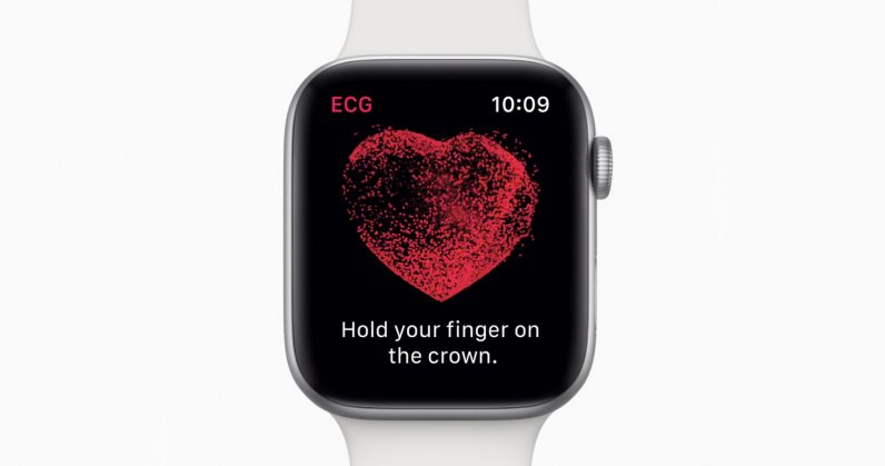 d9dd01eabe0b Apple Watch 4 s ECG heart monitor feature is live