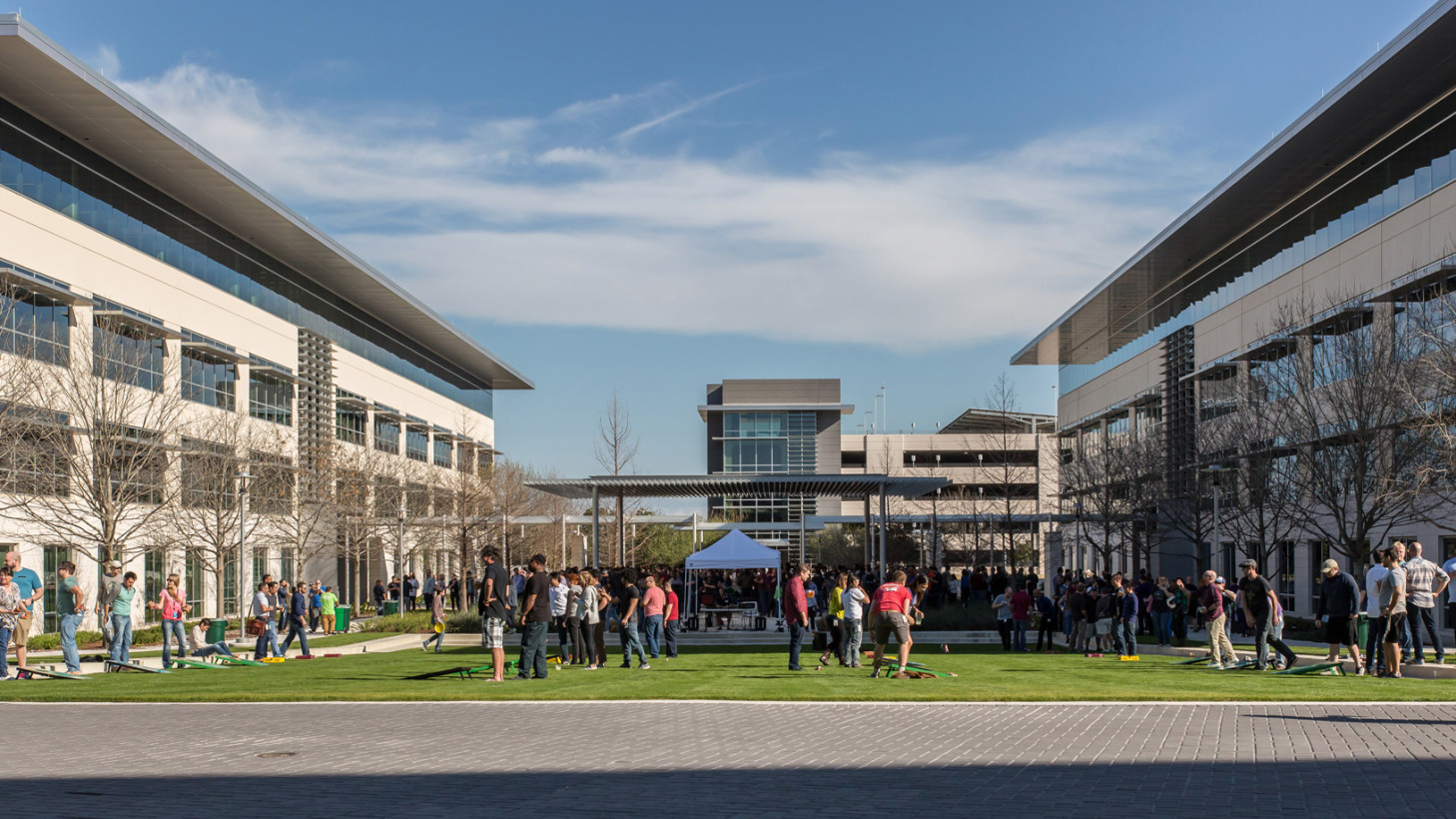 Apple's current campus in Austin is the company's largest facility outside of Cupertino