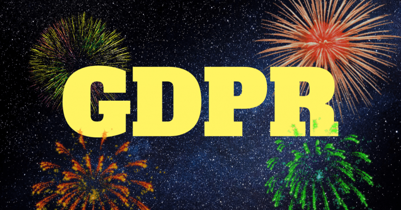 GDPR's impact was too soft in 2018, but next year will be different