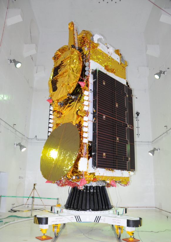 India S New Satellite Is A First Step In Providing Rural