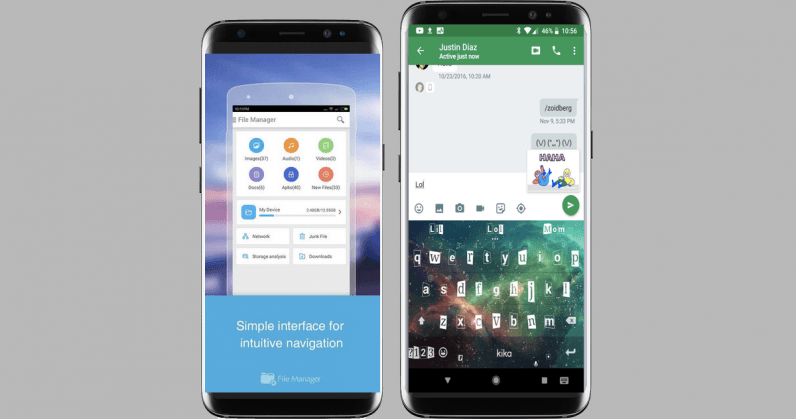 Image result for Google Removes Popular Android Apps - CM File Manager, Kika Keyboard - Over Ad Fraud