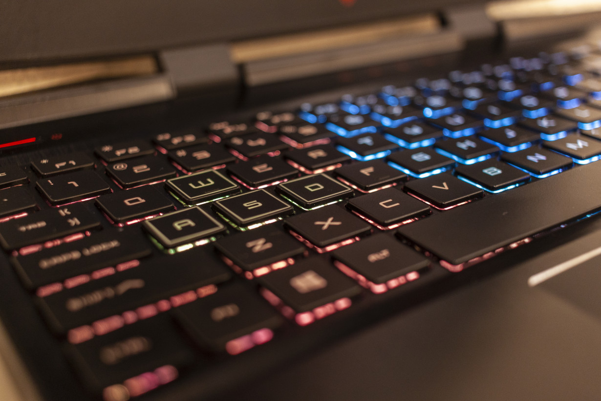 HP's $1,500-ish Omen 15 is the sort of laptop gamers dream about