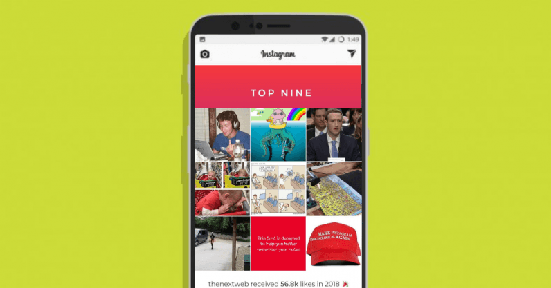 How to find and share your top Instagram posts from 2018