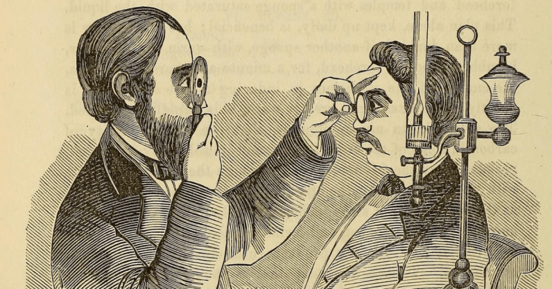 Why Victorians feared modern technology would make everyone blind