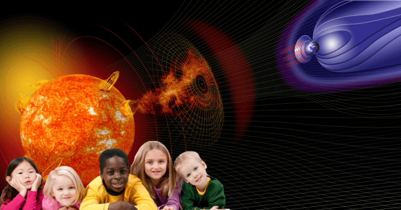 How a group of students discovered the sounds of solar storms
