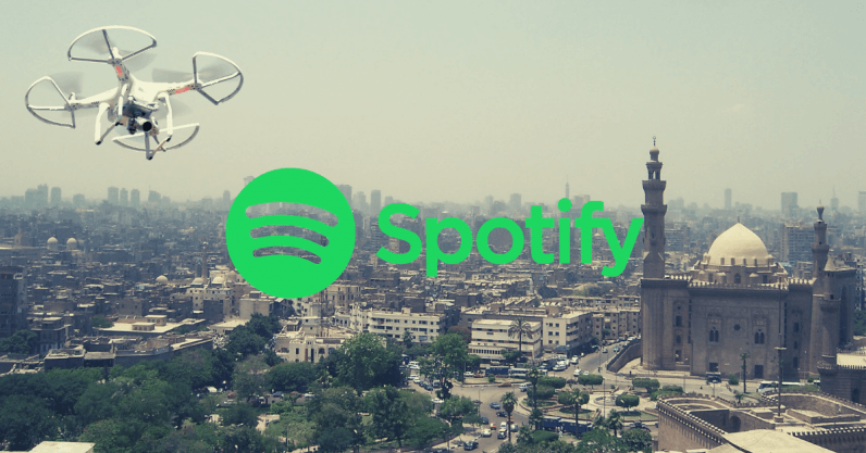 November in Africa: Spotify expands and drones protect wildlife