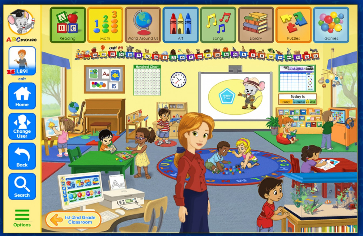 Review: ABCMouse Learning Academy is my toddler's favorite app