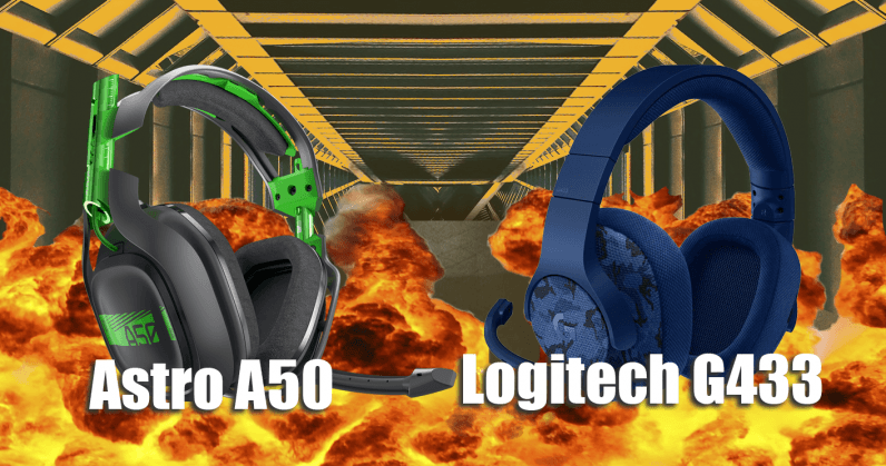 Comparison: Is Astro's A50 gaming headset worth $200 more