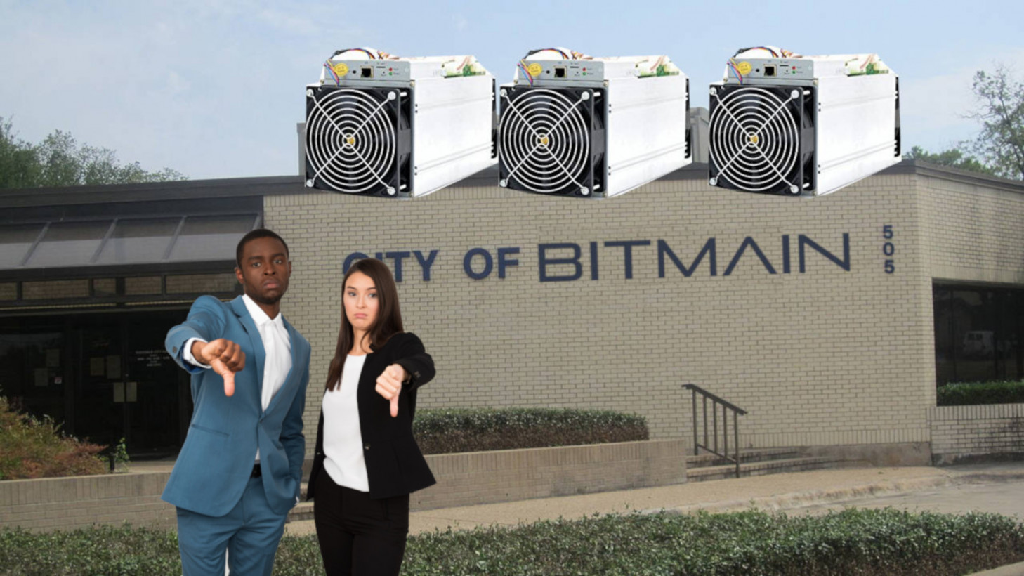 7 months after Hash Wars, Bitmain's BTC.com appears to mine Bitcoin SV