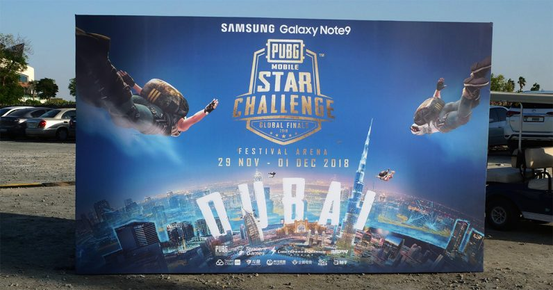PUBG Mobile Global Finals