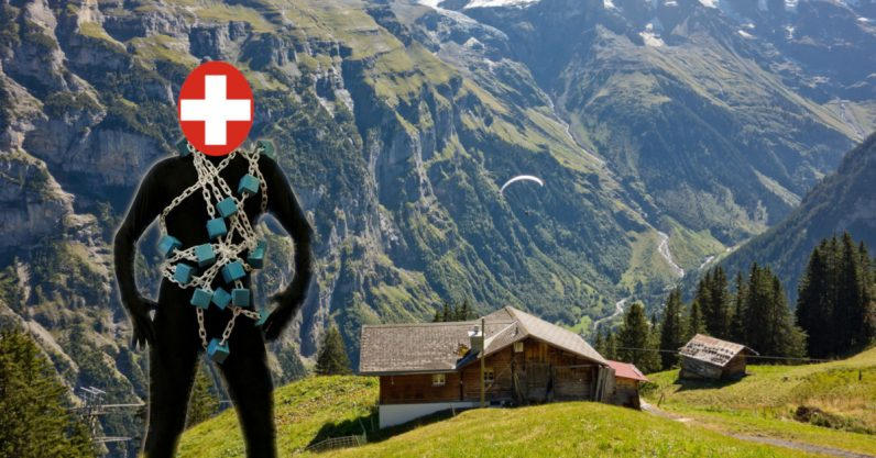 siwssblockchain 796x417 - Switzerland says its national blockchain will be more secure than Bitcoin – it won't be