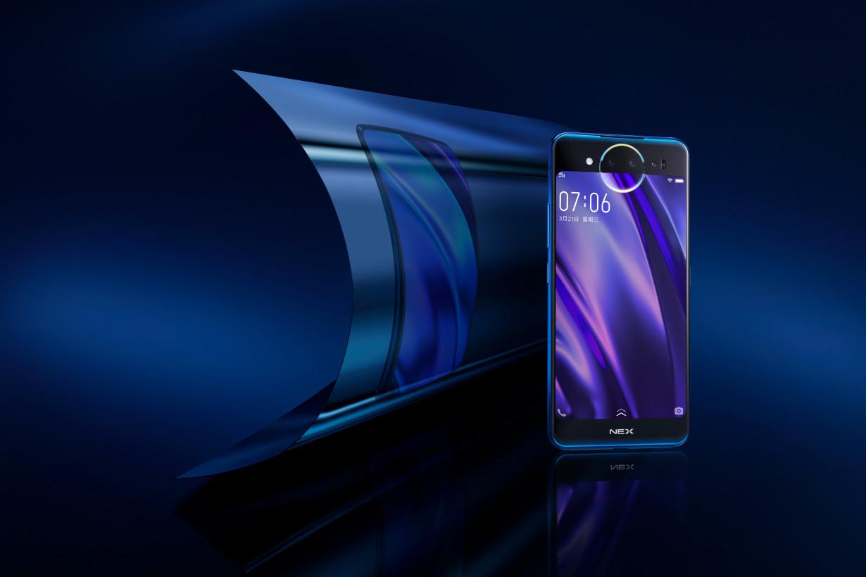 Vivo's Nex 2 gets dual displays and 3 cameras for easier selfies