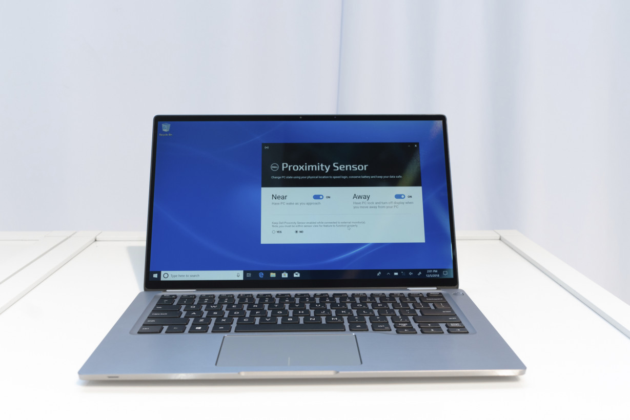 Dell's Latitude 7400 might pull you away from its XPS laptops