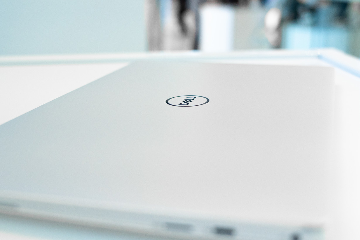 Dell's new XPS 13 puts the webcam above the screen, and all
