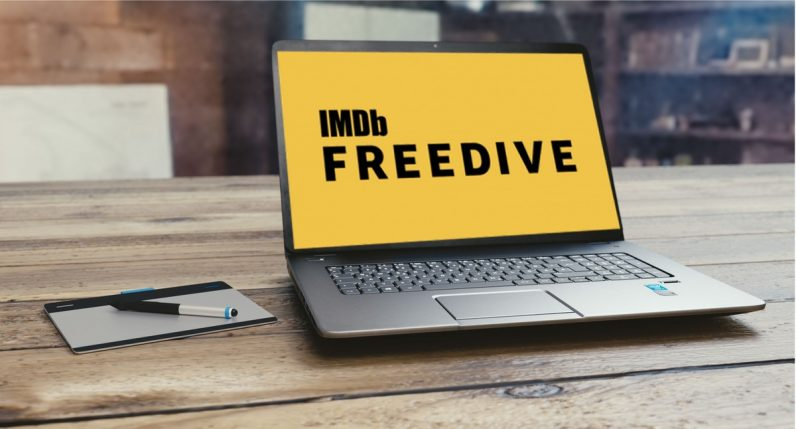Amazon's new IMDb Freedive service streams ad-supported movies and TV shows in the US