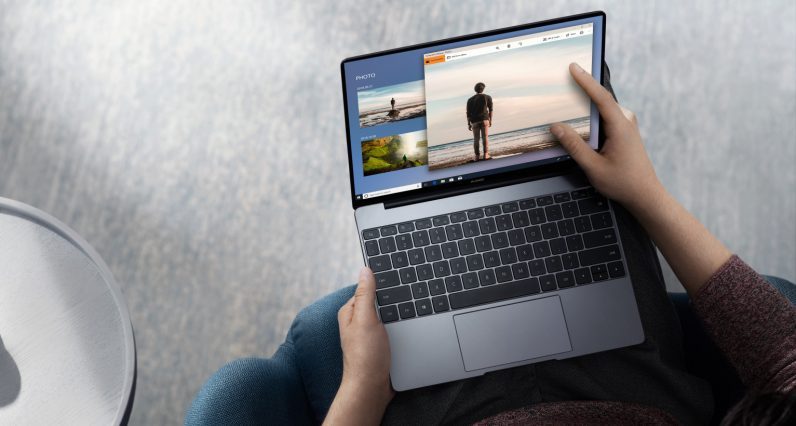 Huawei's Matebook 13 is like a more powerful MacBook Air for less money