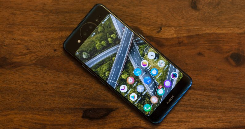 Review: The Vivo Nex 2's bet on dual displays somehow paid off