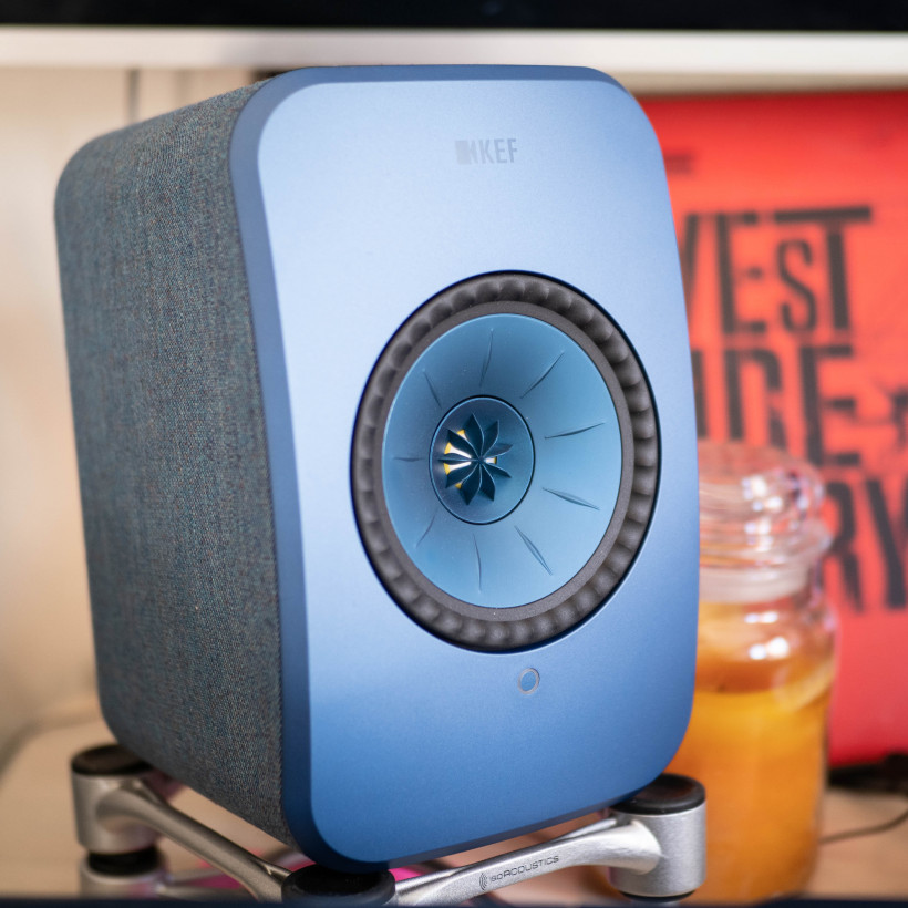 KEF LSX Review: If you have $1,100, these are the wireless