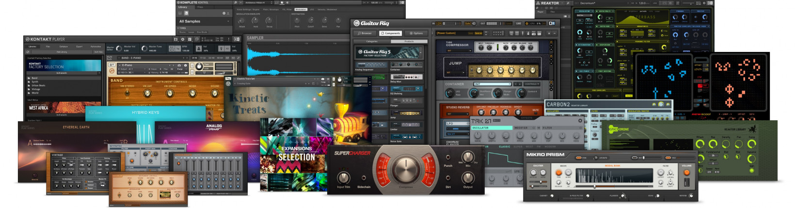Native Instruments to integrate Sounds com into production workflows
