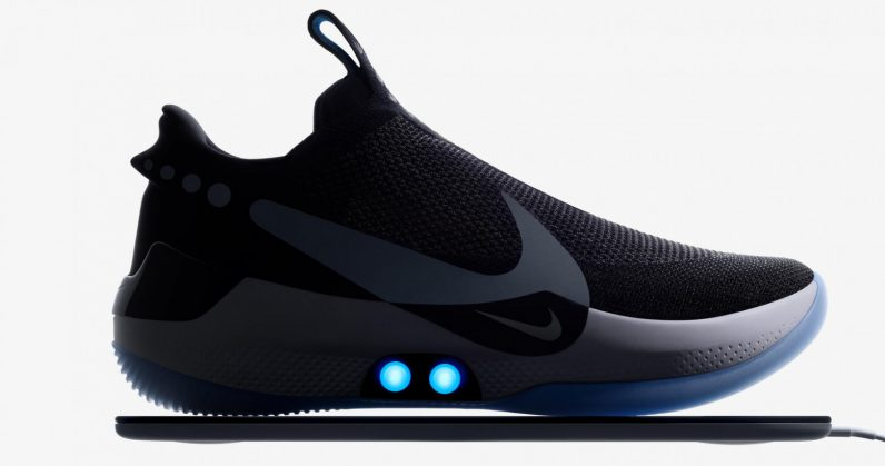 Nike's new smart shoe is a step in the right direction for wearable tech