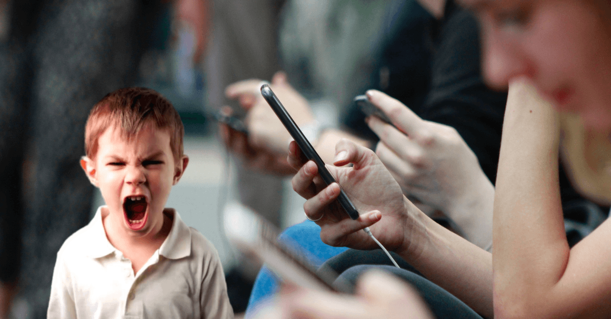 Sharing your children's bad behavior on social media is making it worse
