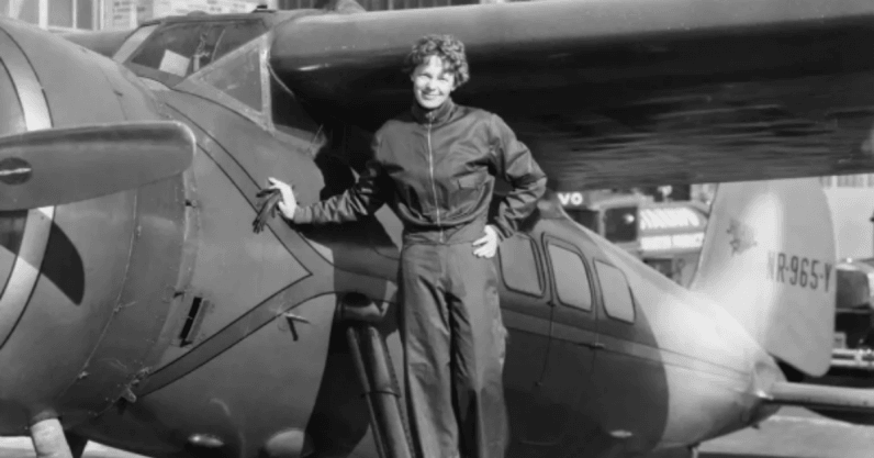 Amelia Earhart would have a hard time disappearing in 2019