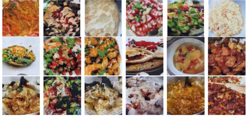 Nefarious AI creates images of delicious food that doesn't exist