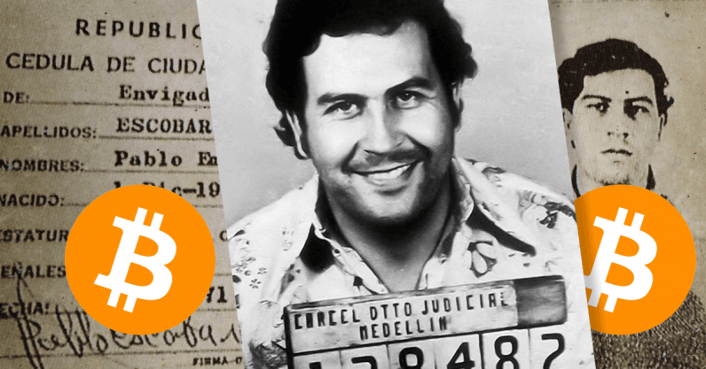 Pablo Escobar's estate launches cryptocurrency to impeach Trump