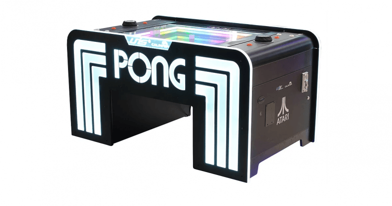 This crowdfunded Pong table might be the coolest thing at CES