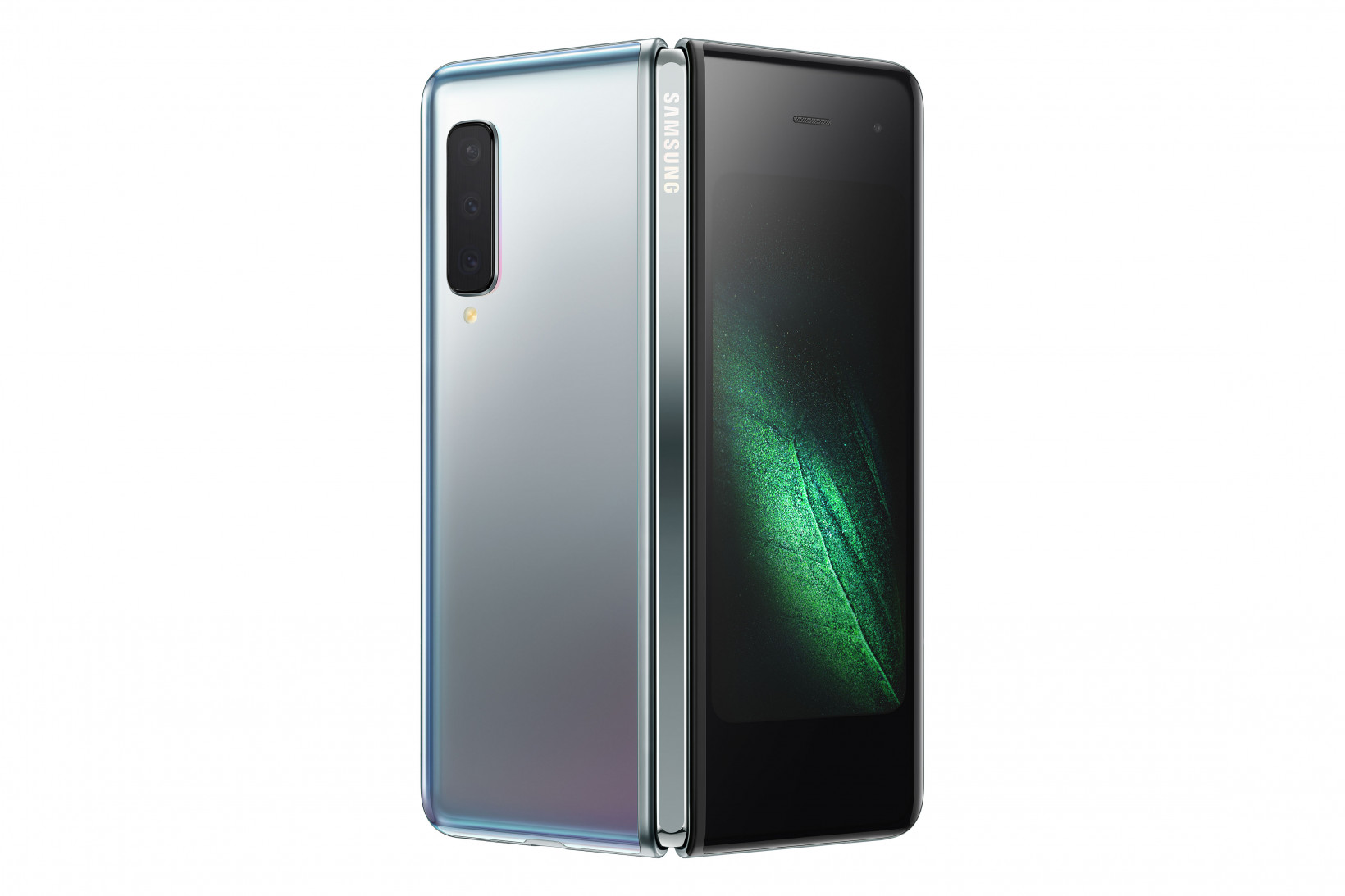 The Galaxy Fold certainly won't be the slimmest device you've owned