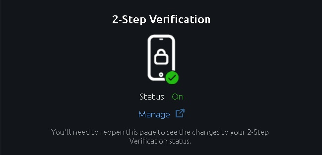 How to use two-factor authentication on popular PC gaming platforms