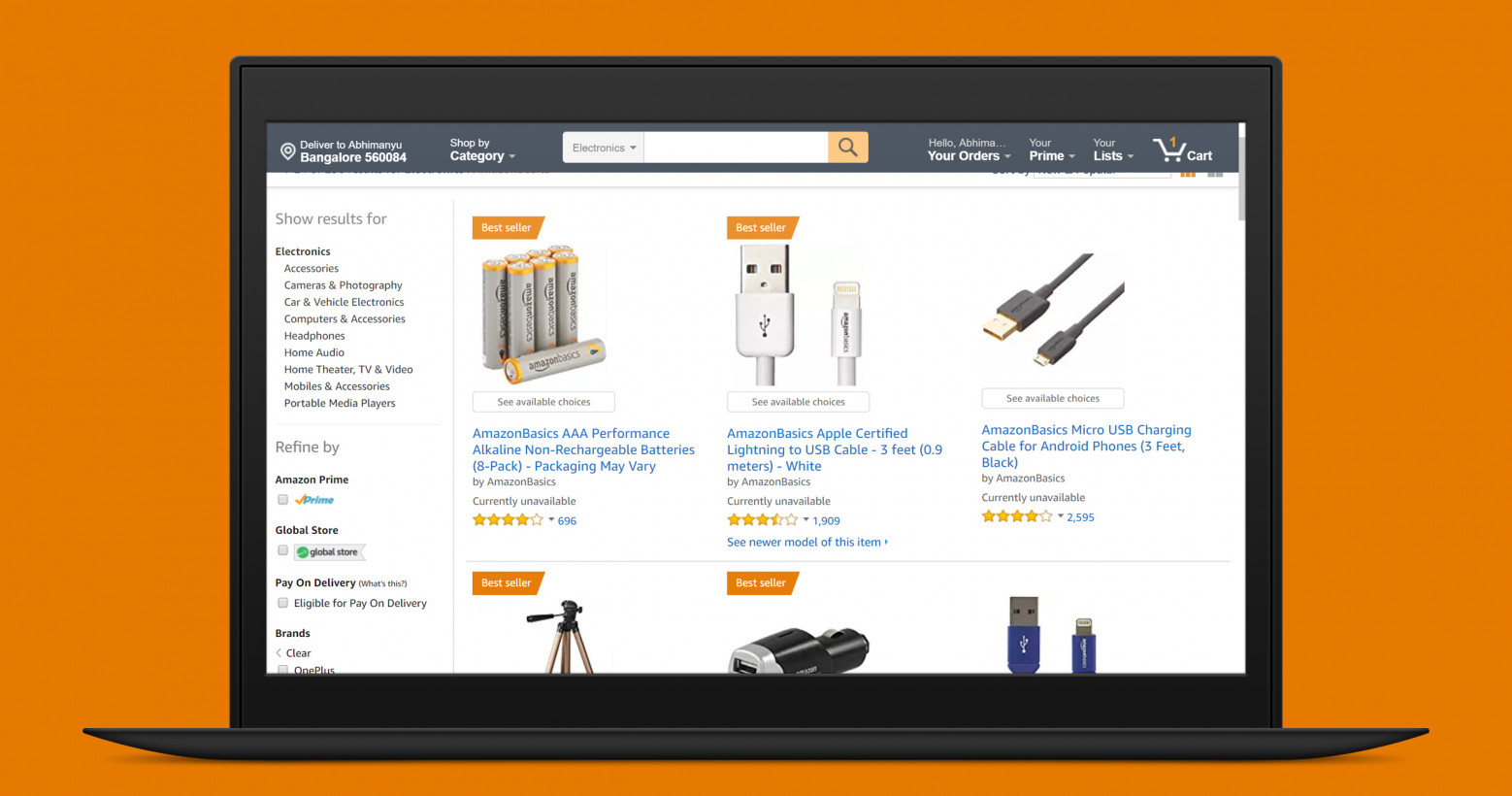 957cf730cf1af4 Here s why Amazon can t sell its own products in India right now