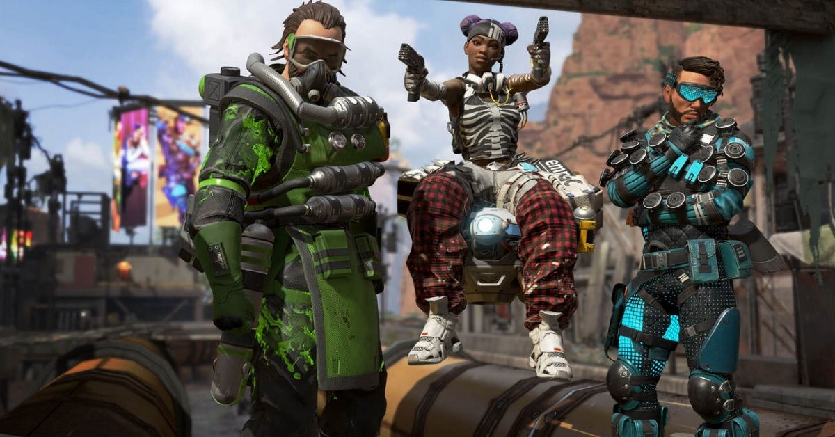 Apex Legends' chat options provide a roadmap for voiceless