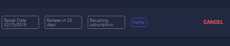 How to cancel your Twitch/YouTube/Mixer subscriptions