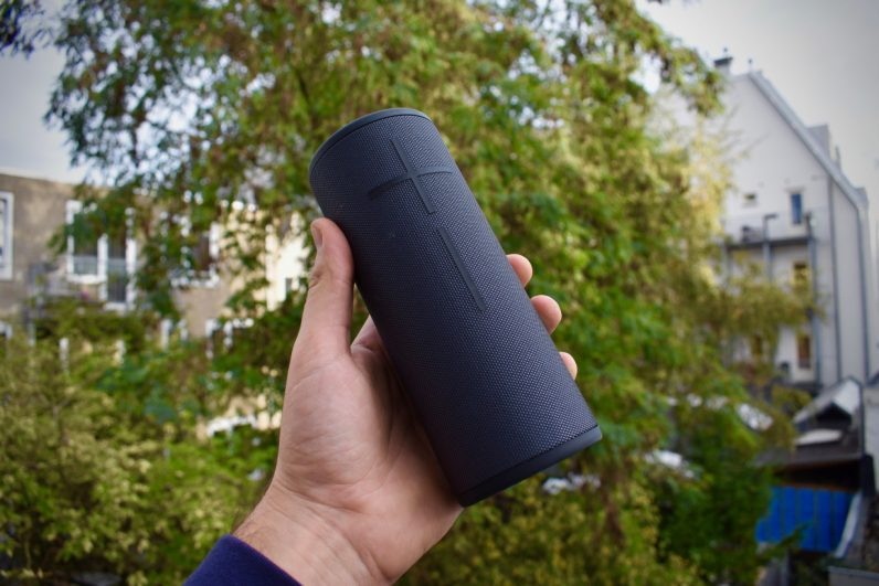A love letter to the Ultimate Ears BOOM 3 Bluetooth speaker