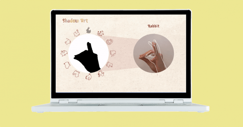 Google's new shadow puppet game is just what you need this Monday