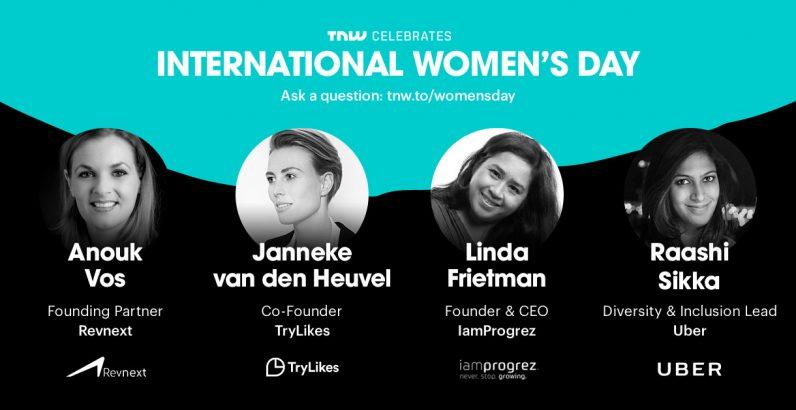 Let's celebrate International Women's Day together