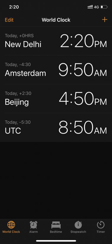 How to track timezones around the world with these free apps